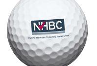 NHBC golf balls