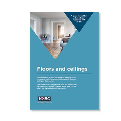 Floors and ceilings